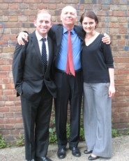 Roger, Ryan and Cressida