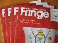 Fringe Brochure